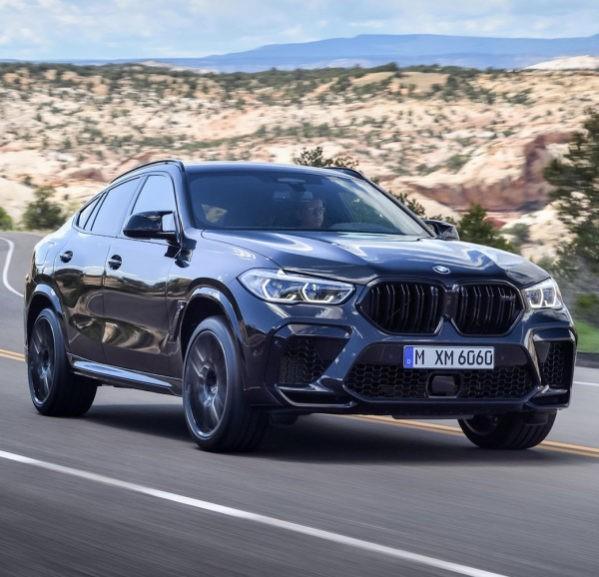 BMW Х6 М 2020