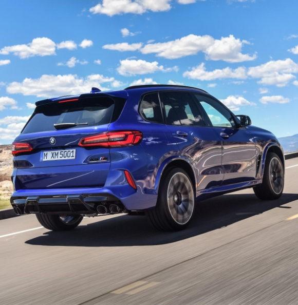 BMW X5 M 2020