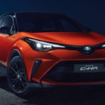 Презентован новый Toyota C-HR 2020 года (фото, цена, характеристики)