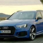 Новая Audi RS4 Avant 2020 (цена, характеристики, фото)