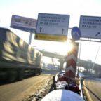 движение транспорта на северо-западе Москвы будет ограничено в связи с проведением матча сборных