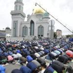Движение вблизи московских мечетей ограничат в пятницу из-за Ураза-байрама