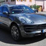 Информация о кроссовере Porsche Macan