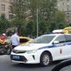 авария на Кутузовском проспекте