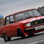 Лада 2107 — самый популярный автомобиль в России 2019