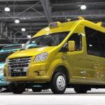 Новая ГАЗель Некст 2018 получит коробку автомат и дизель Volkswagen