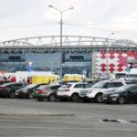 27 июня в районе стадиона «Спартак» введут ограничения движения в связи с матчем