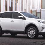 Рестайлинговый Toyota RAV4 2017-2018 в России (цена, фото, видео)