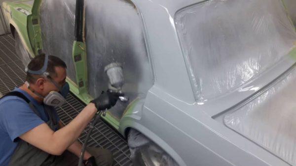 Отремонтировать кузов автомобиля