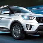Корейская Hyundai Creta